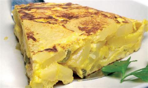 recetas de cocina tortilla de patatas receta de tortilla de patatas o tortilla espa 241 ola receta