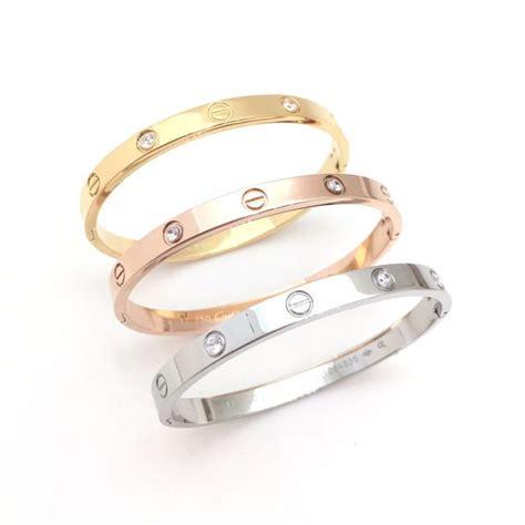Gelang Cartier Gelang Cartier Clip gelang cartier olshop fashion olshop wanita