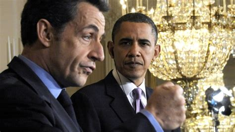 barack obama biography in french obama sarkozy call for sanctions against iran ctv news