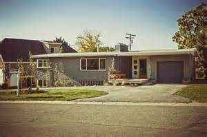 mid century ranch homes mid century modern glamour cityhomecollective