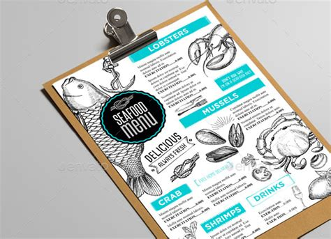 advertising phlet template best menu template 28 images