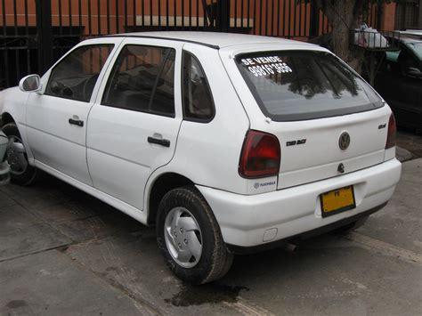 Auto Vw Gol 98 by Vw Gol 97 98 4 Puertas