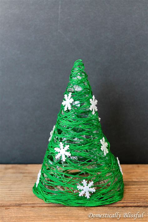 green string christmas tree