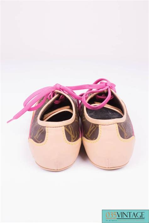 Lv Capucine Setcode 6683 louis vuitton monogram canvas capucine sneakers brown pink at 1stdibs