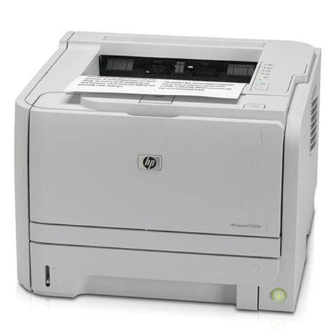 Printer Laserjet P2035 hp laserjet p2035 monochrome printer ce461a aba import it all