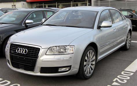 Audi A8 Facelift by File Audi A8 L D3 Ii Facelift 20090720 Front Jpg