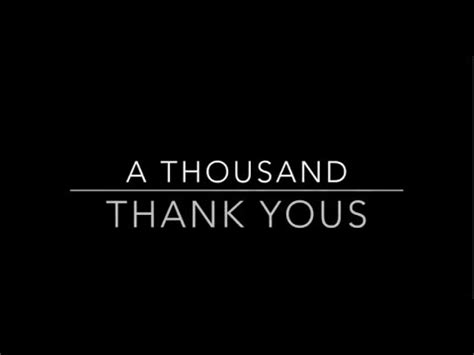 a gift worth quot a thousand thank yous quot youtube