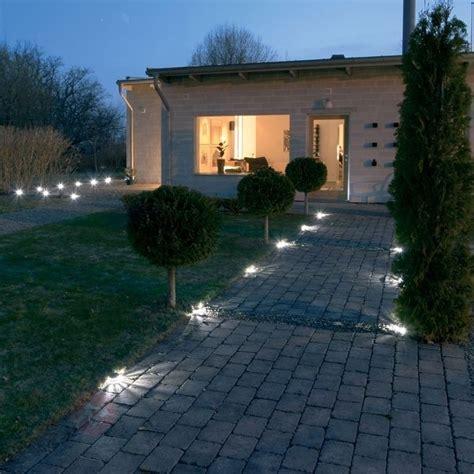 wegbeleuchtung led set led erweiterungsset mit 3 erdspie 223 leuchten kaufen