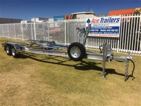 boat trailer rollers mandurah trailers boats for sale in australia boats online