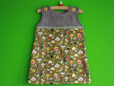 babyjurk maat 74 de dromenfabriek gratis naaipatroon babyjurkje paddestoel