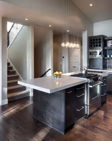 Contemporary Kitchen Island Lighting by Modern Home In Eugene Oregon By Jordan Iverson Signature