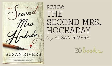 the second mrs hockaday a novel books the zest quest