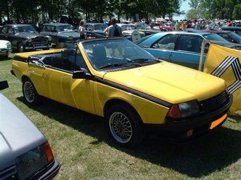renault fuego convertible renault fuego cabrio renault pinterest cars