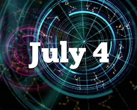 july  birthday horoscope zodiac sign  july