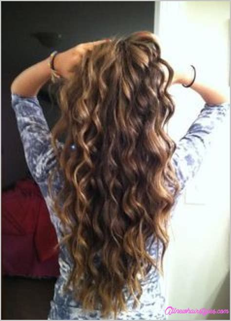 soft wave perms soft perm long hair allnewhairstyles com