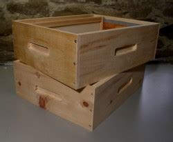 honey supers  woodworking plans