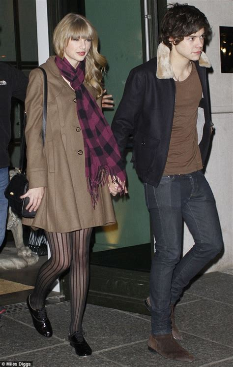 taylor swift 1989 album about harry styles taylor swift has become pals with harry styles after he