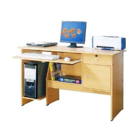 Daftar Meja Komputer Dan Gambarnya jual lunar lmc 85 meja komputer khusus jabodetabek