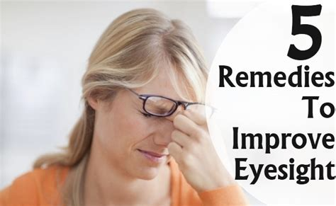 5 remedies to improve eyesight diy home remedies