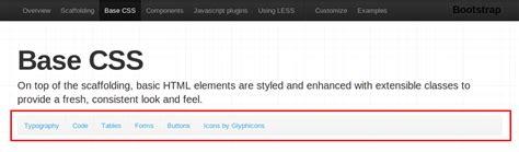 bootstrap top bar bootstrap top bar 28 images bootstrap navigation bar