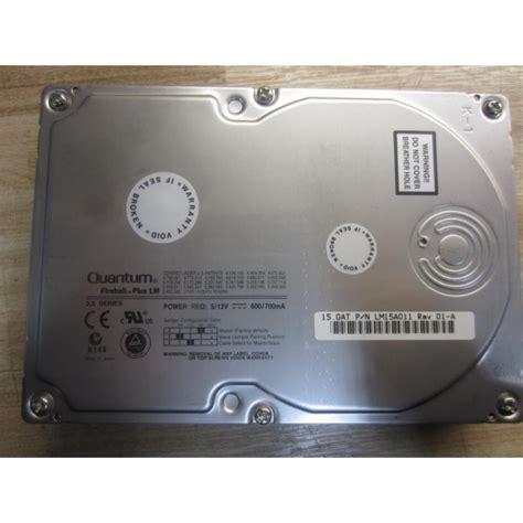 Harddisk Quantum Quantum Lm15a011 Drive Disk Used Mara