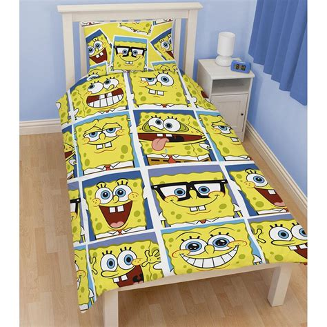 spongebob squarepants bedroom set official spongebob squarepants bedding bedroom