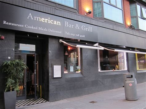 American Bar Grill by Live Review K S Choice American Bar Grill Liverpool