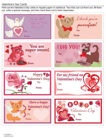 valentines day cards printable by your tuesday tutorial printables