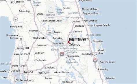 weather in orange florida maitland location guide