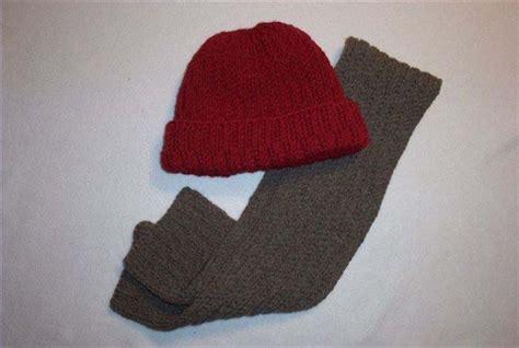 knitting pattern broken rib scarf broken rib hat and scarf favecrafts com