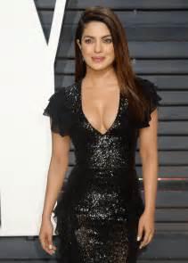 Vanity Fair Oscar Priyanka Priyanka Chopra At 2017 Vanity Fair Oscar In Beverly