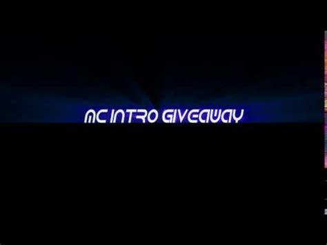 Gleam Io Giveaways - free minecraft intro giveaway https gleam io aaunl intro giveaway youtube