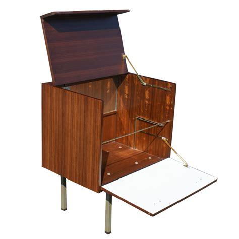 mid century cupboard mid century modern wine cabinet buffet ebay