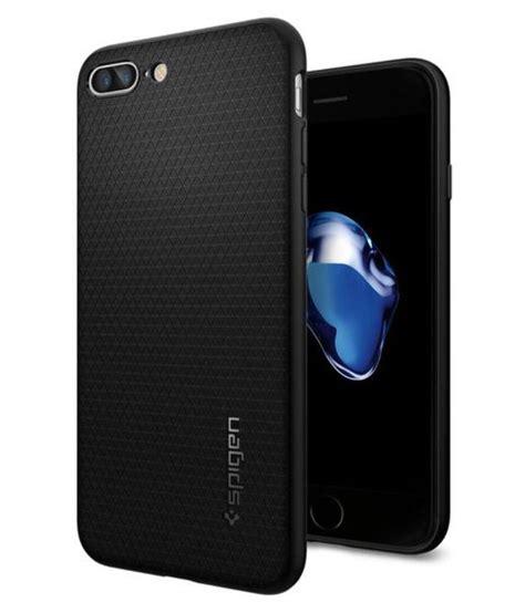 spigen iphone 7 plus iphone 8 plus liquid armor air black 043cs20525 plain back covers