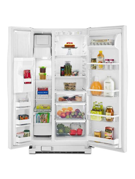 home depot protection plan cost whirlpool 33 in w 21 2 cu ft side by side refrigerator