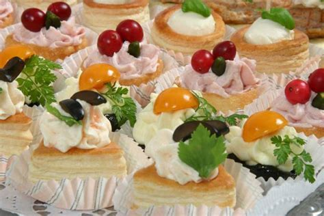 Fingerfood Snacks by Rieger Partyservice Fingerfood Snacks