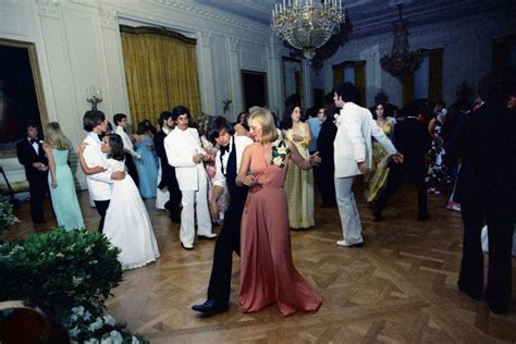 House Prom remembering a at the 1975 white house prom