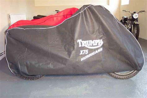 motorcycle dust covers indoor bike covers burton bike bits