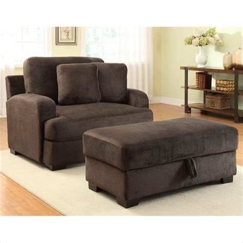 Oversize Chair And Ottoman Runtime Error
