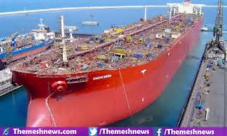 Largest Ship In The World by Top 10 Biggest And Largest Ships In The World 2017