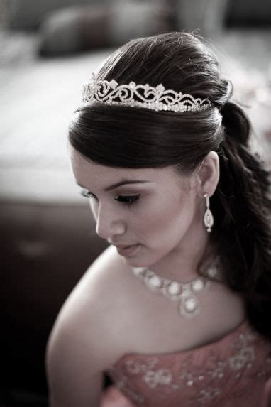how to do full crown hairstyles quince hair 187 atiza photo design quinceanera