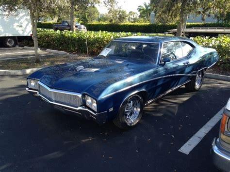 1969 buick skylark 455 for sale buick skylark stage one