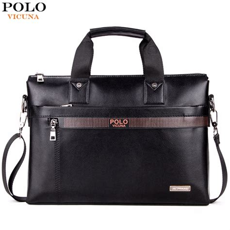 Best Seller Bag Aratta 7238 aliexpress buy vicuna polo top sell fashion simple dot brand business briefcase