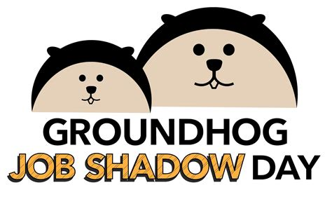 groundhog day logo groundhog shadow day career technical education