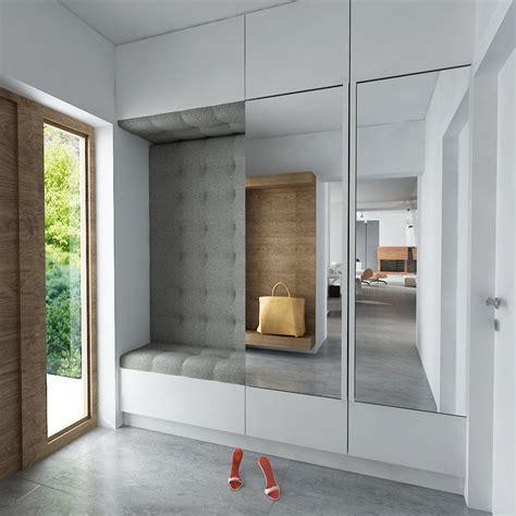 foyer eingangsbereich ditch the clutter 30 minimalist entryways clutter
