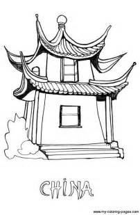 ancient china coloring pages pictures to pin on pinterest