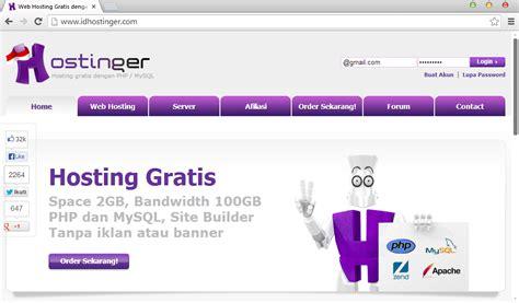 membuat blog gratis dengan domain sendiri com cara membuat email dengan domain sendiri di idhostinger