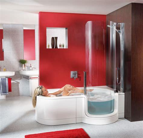 Badezimmern Ideen 2369 barrierefreie badewanne dusche artweger bad