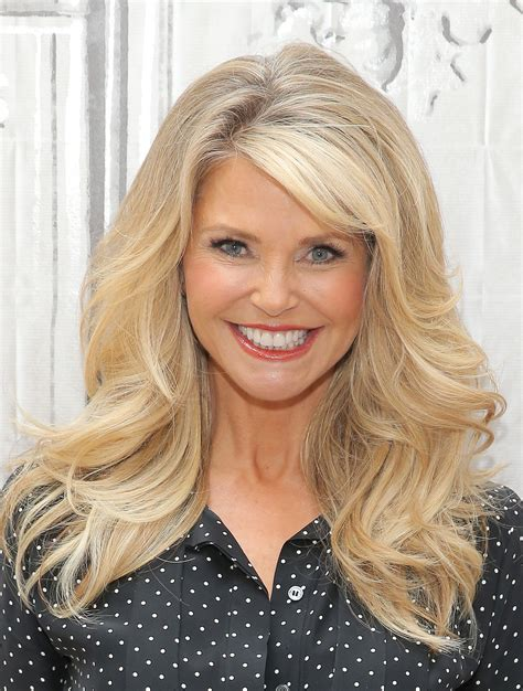 christie brinkley is christie brinkley and john mellenc s romance on the