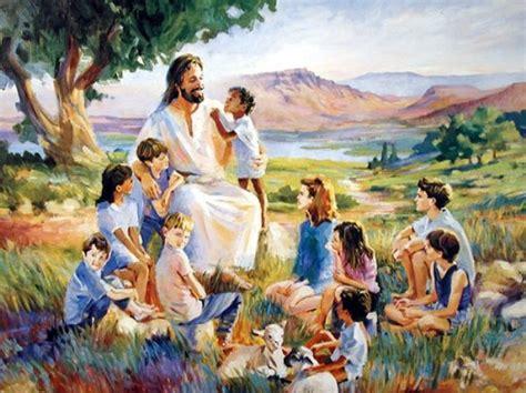 imagenes de dios bendiciendo jesus teaching children www imgarcade com online image